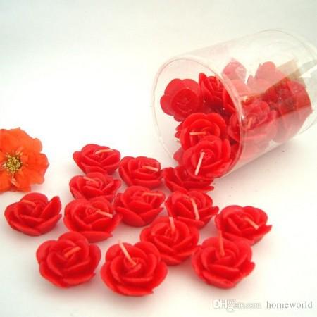 Χρώμα για Παραφίνη - Τριανταφυλλί
