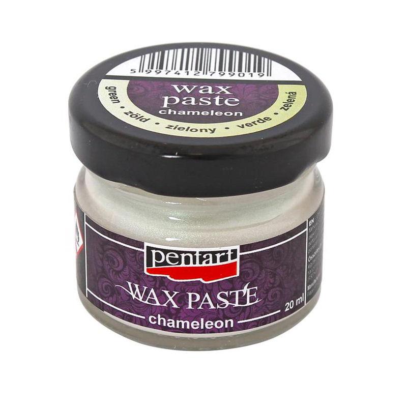 Πατίνα Wax Pentart Chameleon Green, 20ml