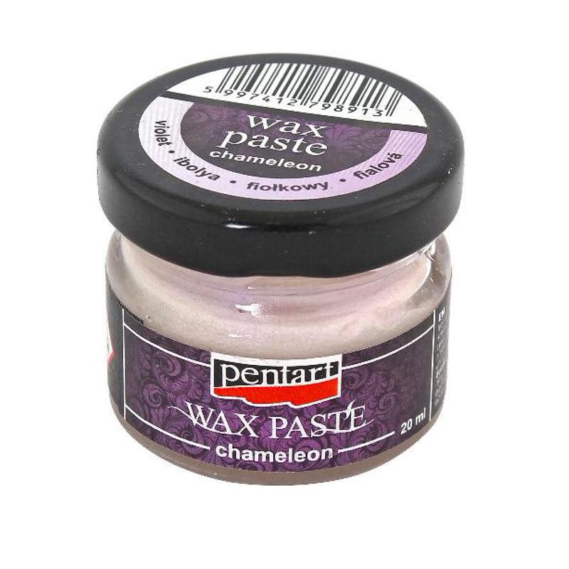 Πατίνα Wax Pentart Chameleon Violet, 20ml