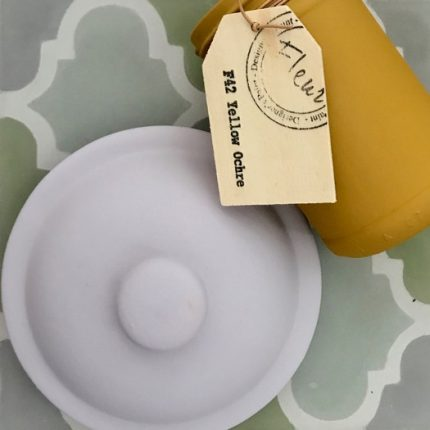 Χρώμα κιμωλίας σε σπρέι Fleur Chalky Spray 300ml, Titanium White