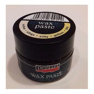 Πατίνα Wax Pentart Yellow, 20ml