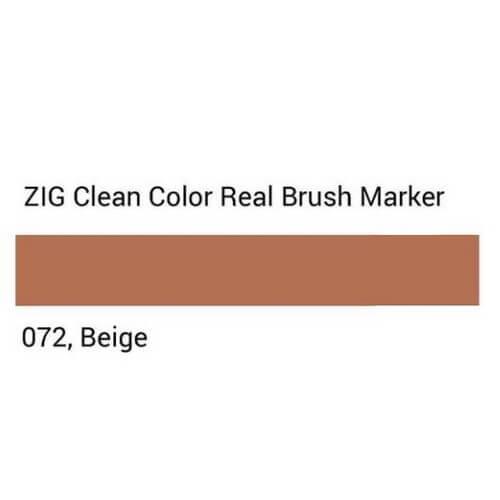 ZIG Clean Color Real Brush Beige