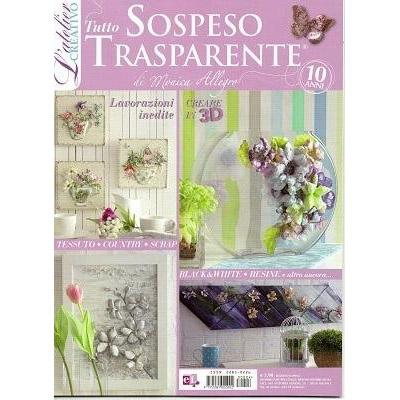 Περιοδικό για την Τεχνική Sospeso Trasparente - Basic Level