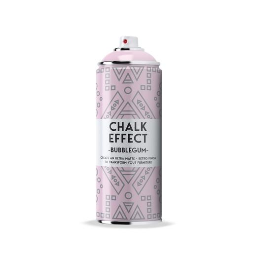 Σπρέι εφέ κιμωλίας Spray Chalk Effect Cosmos Lac 400ml, Bubblegum N12