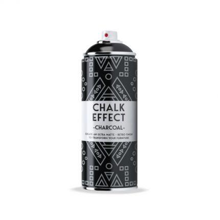 Σπρέι εφέ κιμωλίας Spray Chalk Effect Cosmos Lac 400ml, Charcoal N01