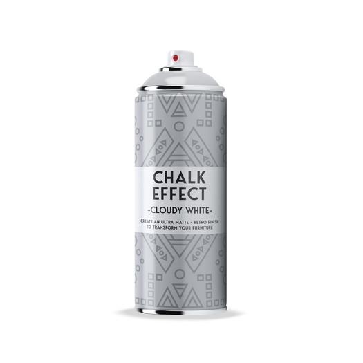 Σπρέι εφέ κιμωλίας Spray Chalk Effect Cosmos Lac 400ml, Cloudy White N03