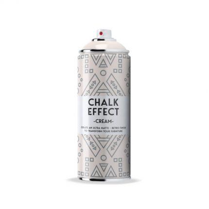 Σπρέι εφέ κιμωλίας Spray Chalk Effect Cosmos Lac 400ml, Cream N04