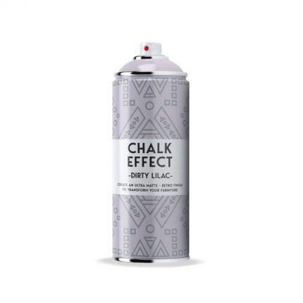 Σπρέι εφέ κιμωλίας Spray Chalk Effect Cosmos Lac 400ml, Dirty Lilac N10