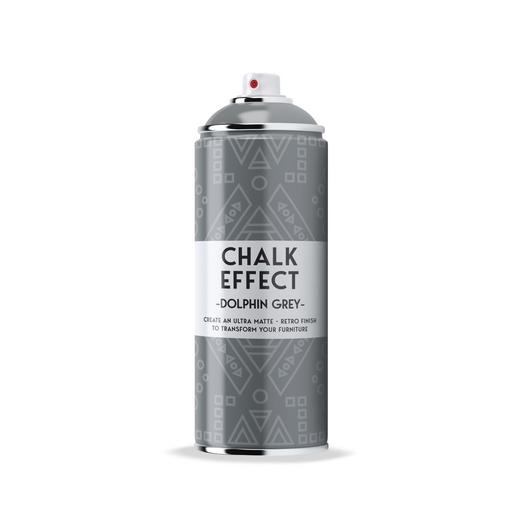Σπρέι εφέ κιμωλίας Spray Chalk Effect Cosmos Lac 400ml, Dolphin Grey N05