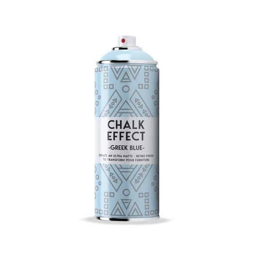 Σπρέι εφέ κιμωλίας Spray Chalk Effect Cosmos Lac 400ml, Greek Blue N14