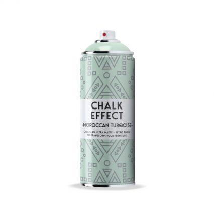 Σπρέι εφέ κιμωλίας Spray Chalk Effect Cosmos Lac 400ml, Moroccan Turquoise N09