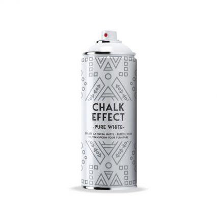 Σπρέι εφέ κιμωλίας Spray Chalk Effect Cosmos Lac 400ml, Pure White N02