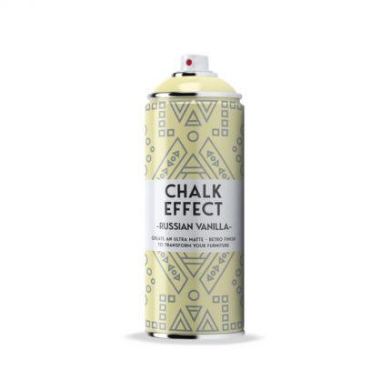 Σπρέι εφέ κιμωλίας Spray Chalk Effect Cosmos Lac 400ml, Russian Vanilla N13