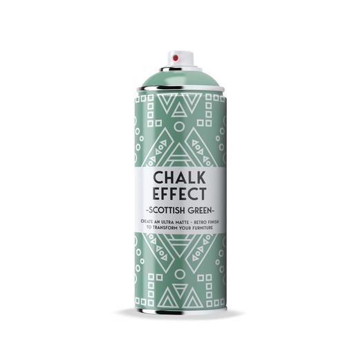 Σπρέι εφέ κιμωλίας Spray Chalk Effect Cosmos Lac 400ml, Scottish Green N08