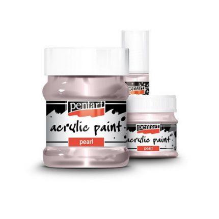 Χρώματα Perle Pentart 50ml
