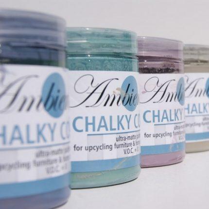 Χρώματα κιμωλίας CHALKY COLORS AMBIENTE 250ML