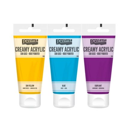 Χρώματα ακρυλικά Creamy 60ml Pentart