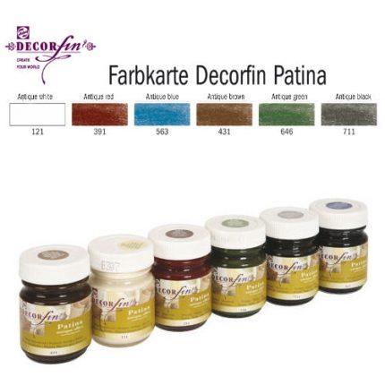Πατίνα Antique Decorfin 50ml