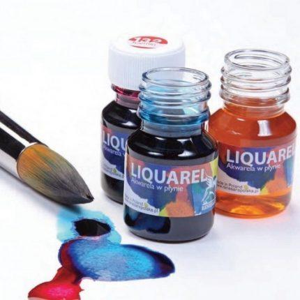 Χρώματα ακουαρέλας Liquarel 30ml