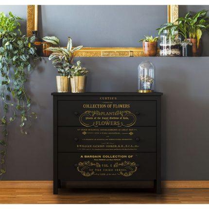 Χαρτί Decor Transfer Prima Re-Design, Flower Collector, 86x59,5cm