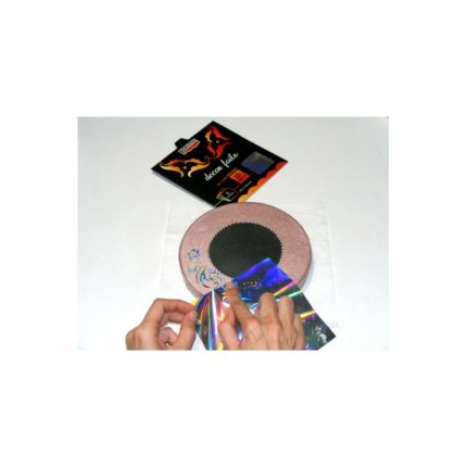 Μεταλλικά Φύλλα Holographic Pentart Frozen 14x14cm, 5τεμ