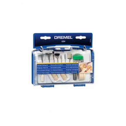 Σετ για Καθάρισμα - Γυάλισμα DREMEL 684 20τεμ.