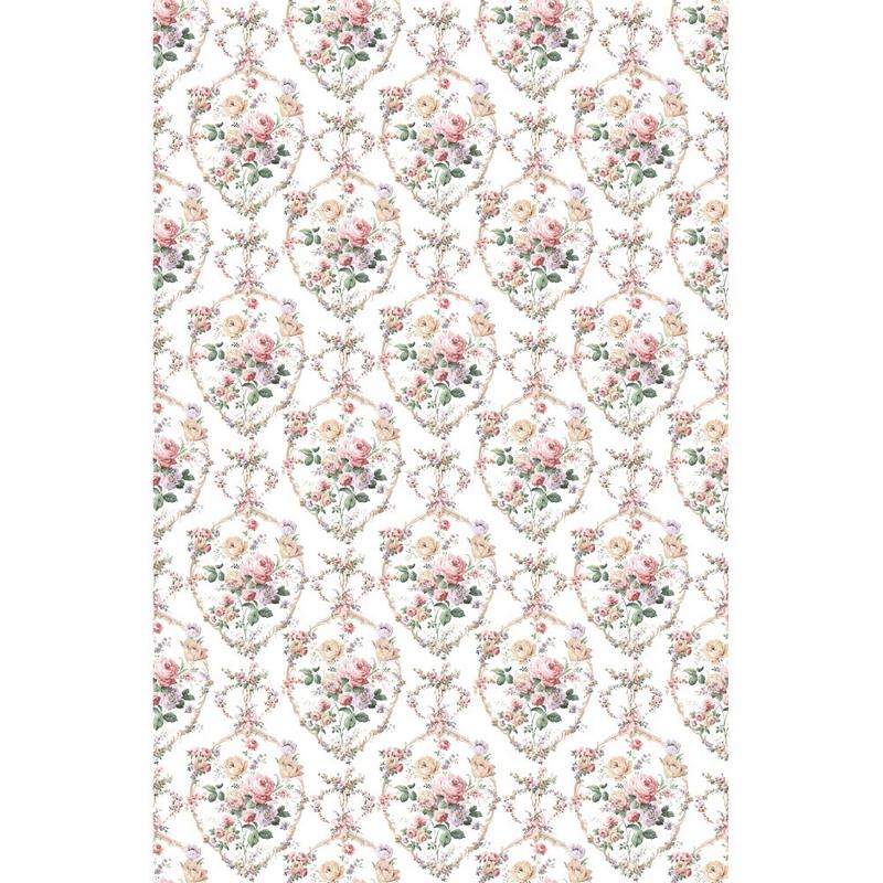 Καλούπι Redesign Prima Marketing 13x20cm, Wilderness Rose