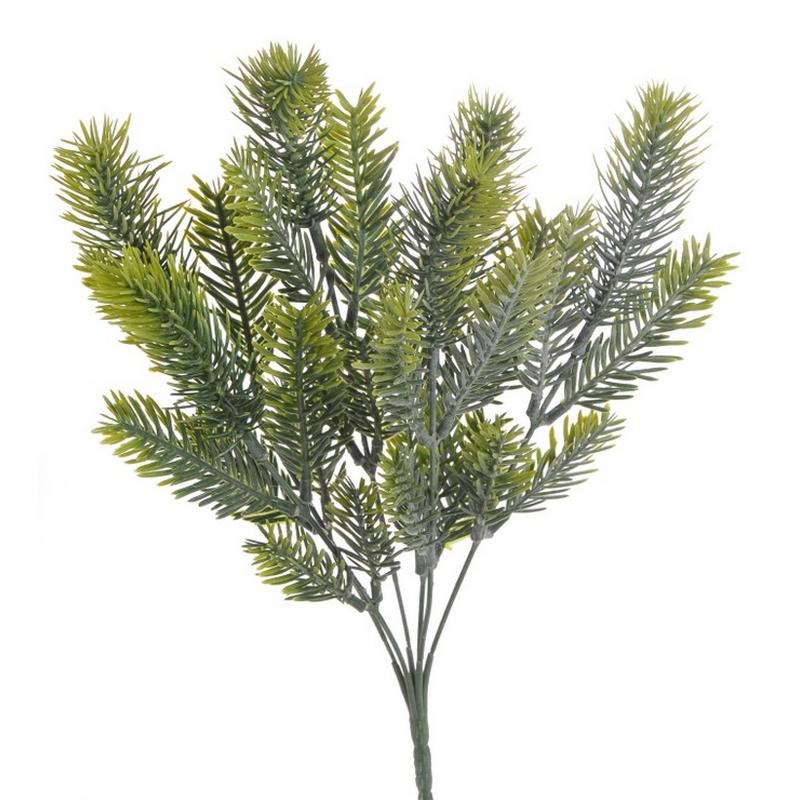 Κλαδί ελάτου πράσινο, 36cm
