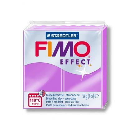 Fimo Effect 57gr Νeon Yellow (πηλός που φωσφορίζει)