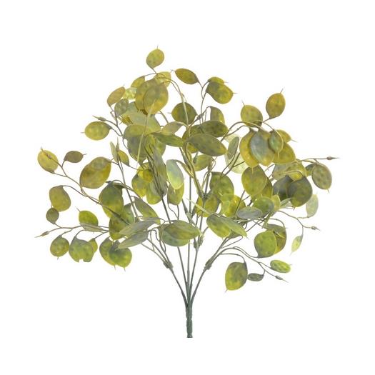 Κλαδί με πλατύφυλλα, green-yellow, 40cm