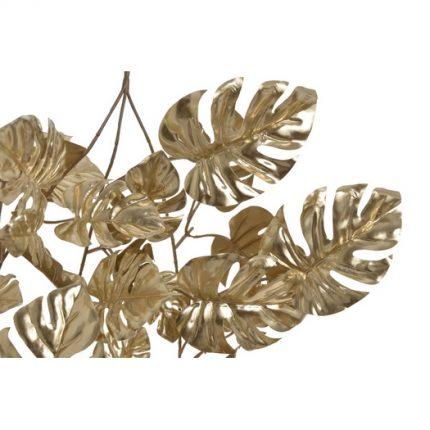 Κρεμαστό κλαδί μονστέρα, gold, 94cm