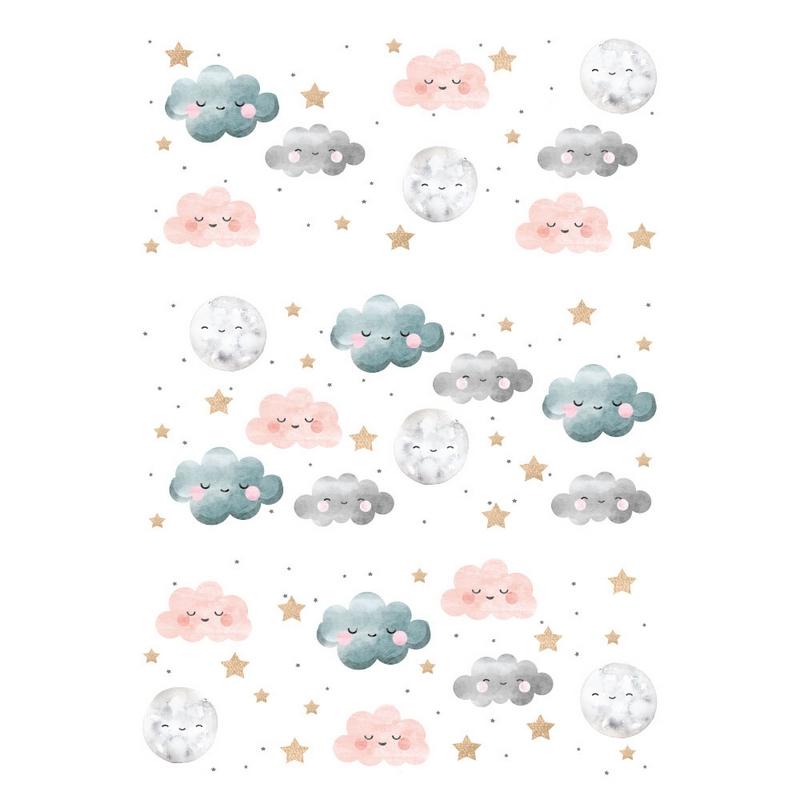 Χαρτί Decor Transfer Prima Re-Design, Sweet Lullaby , 89x61cm