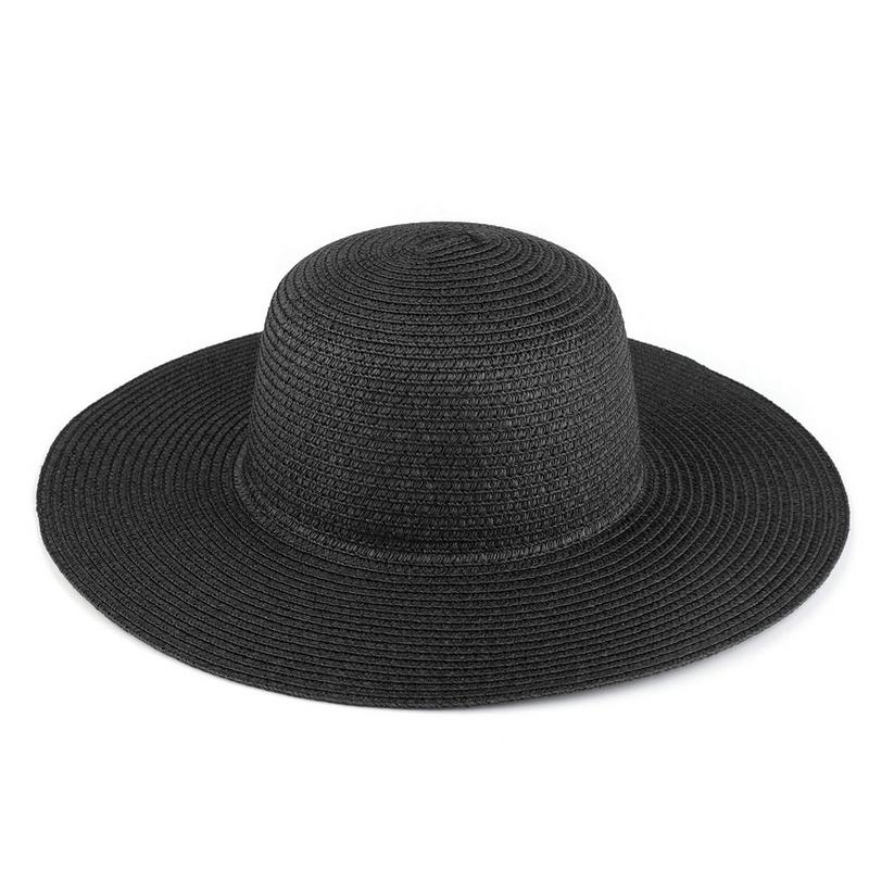 Καπέλο γυναικείο για διακόσμηση, 56cm, black