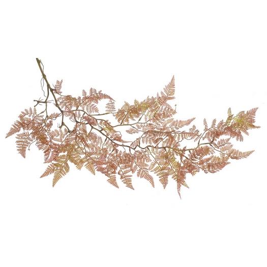 Κρεμαστή φτέρη, autumn rose, 100cm