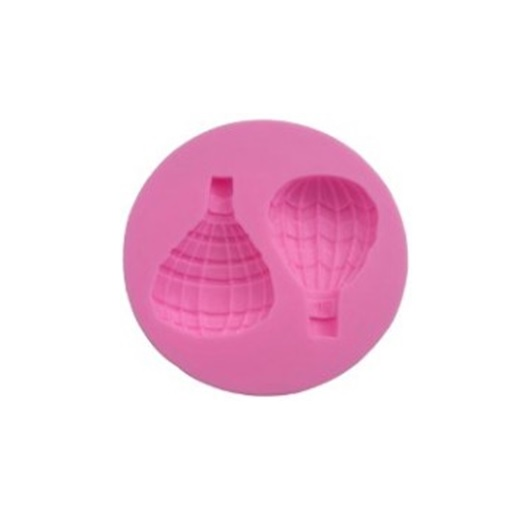 Καλούπι σιλικόνης, Αερόστατα, 8.8x8.8x1.5cm