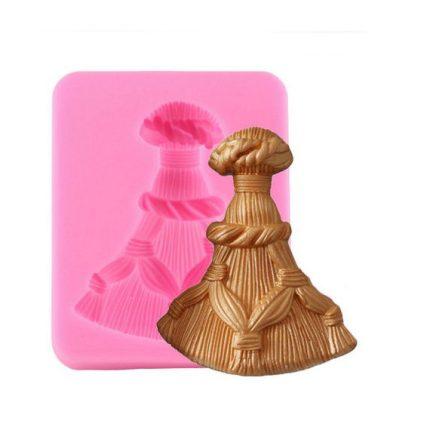 Καλούπι σιλικόνης, Φουντίτσα, 8x6cm