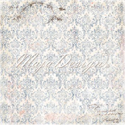 Χαρτί Scrapbooking Maja Collection διπλής όψης, Miles Apart - Hopeful