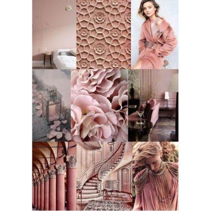 Χρώμα παλαίωσης Milk Paint  Coral Pink, Maja's Memories