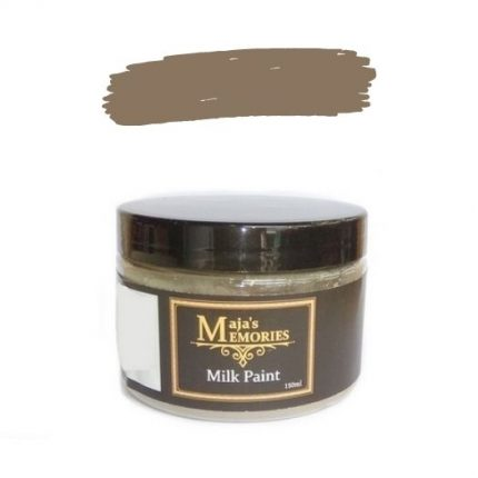 Χρώμα παλαίωσης Milk Paint Earth Brown, Maja's Memories