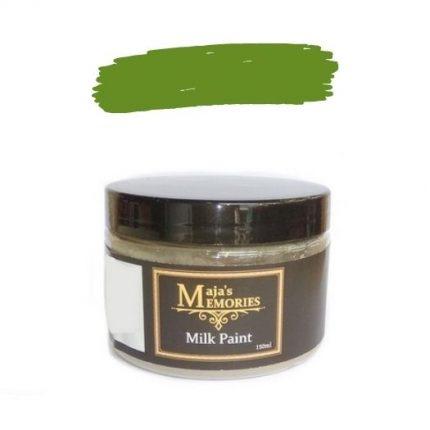 Χρώμα παλαίωσης Milk Paint Green, Maja's Memories