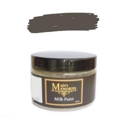 Χρώμα παλαίωσης Milk Paint Off Black, Maja's Memories