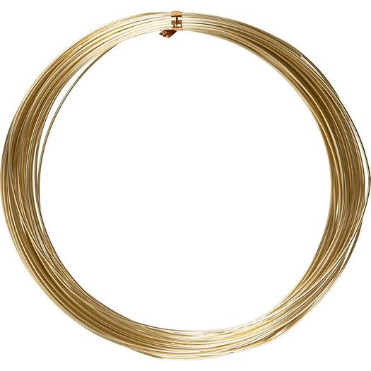 Σύρμα χρυσό 1mm, 16m