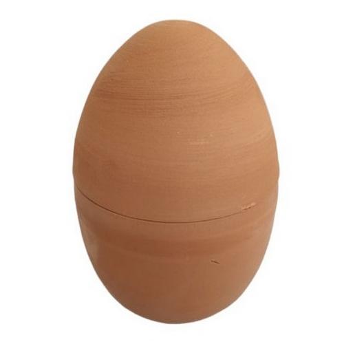 Αυγό κεραμικό ολόκληρο, 13cm