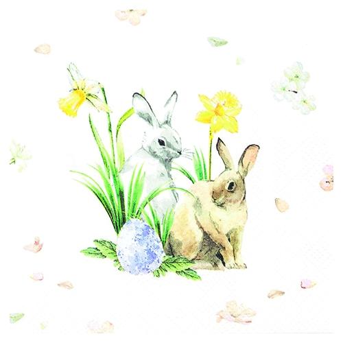 Χαρτοπετσέτα για decoupage, Mr Rabbit