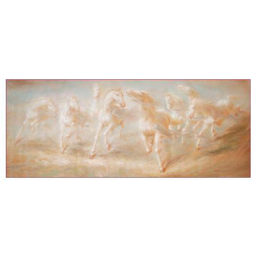 Ριζόχαρτο Stamperia 24x60cm, Horses