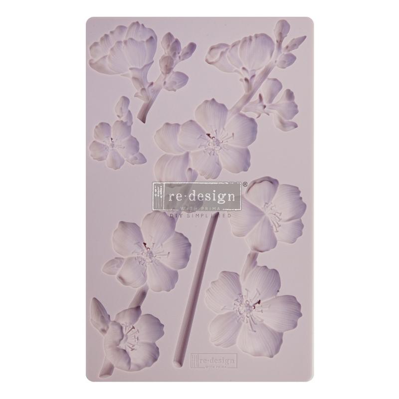 Καλούπι Redesign Prima Marketing 13x20cm, Victorian Rose