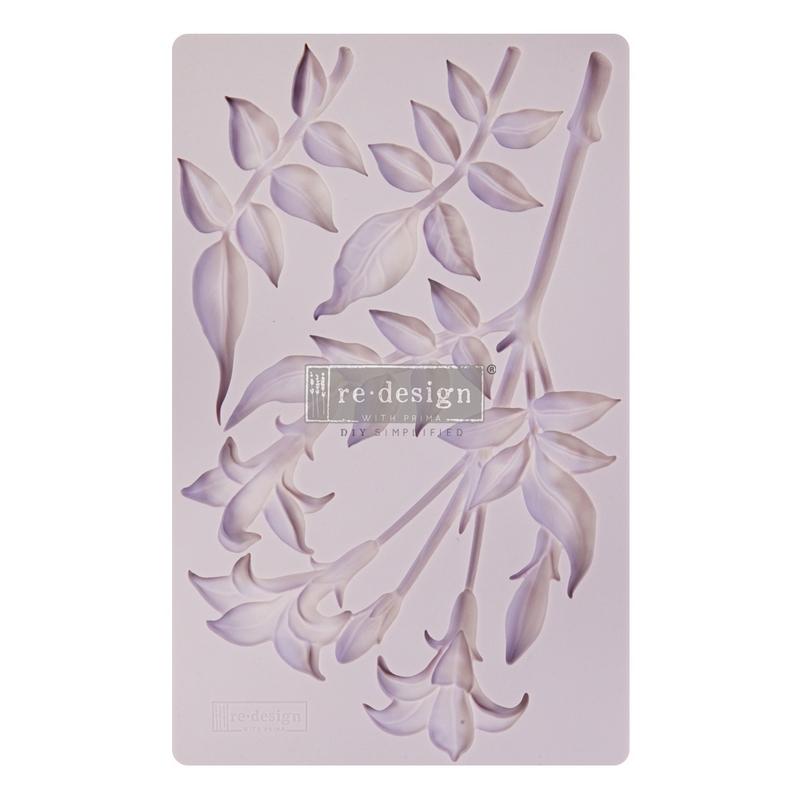 Καλούπι Redesign Prima Marketing 13x20cm, Lily Flowers