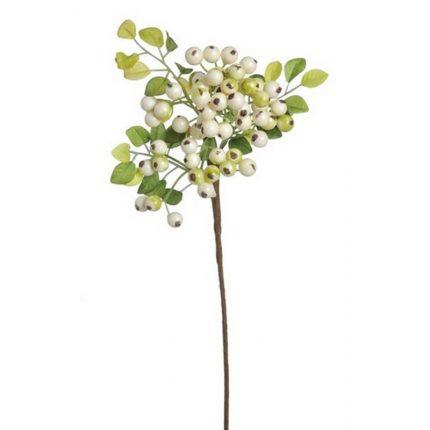 Κλαδί αγάπανθος, white, 72cm