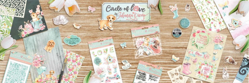 Circle of Love Collection Stamperia