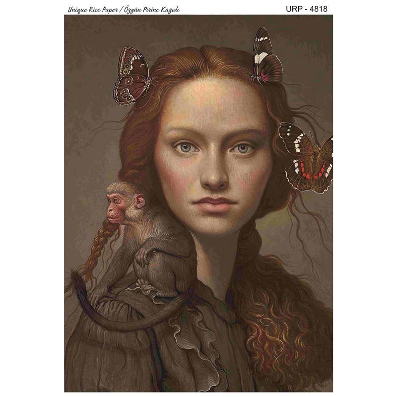 Ριζόχαρτο Rich, 29,5x41,5cm, Dog Portrait 4405